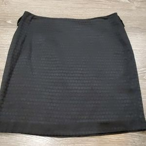 INC black skirt
